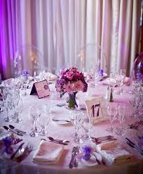 d coration mariage decoration de mariage violette mariage original déco mariages