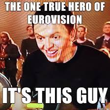 Hero Meme - eurovision 2015 s real hero meme on imgur