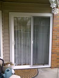 Standard Size Patio Door by Commercial Glass Canopy Repair In Vancouver Bc