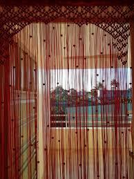 macrame curtain room divider home decor office decor handmade