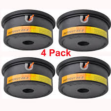 4 pk stihl autocut 25 2 trimmer bump head fs44 fs55 fs80 fs90
