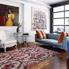 Best Rug Buying And Decorating Tips How To Find The Best Rugs - New york living room design