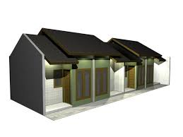 design interior rumah petak desain rumah petakan di lahan 6 15 m2 eramuslim