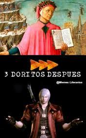 Doritos Meme - dopl3r com memes 3 doritos despues memes literarios