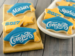 graduation cookies how to make graduation cap cookies semi sweet designs