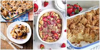 jenae sitzes 125 easy breakfast recipes best breakfast ideas country living