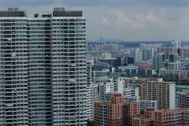 singapore hdb plans 12 500 houses in bayshore strain on