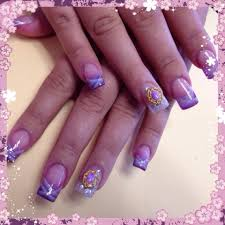 airbrush nails art with 3d charm yelp