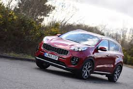 2016 kia sportage 1 6 t gdi gt line uk review review autocar
