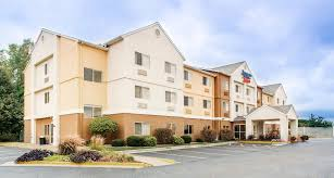 Airport Hotels Become More Than A Convenient Pit Hotels In Canton Ohio Fairfield Inn Suites Canton