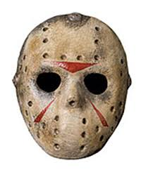 halloween spirit masks friday the 13th deluxe jason mask spirit halloween 39 99 pin swag