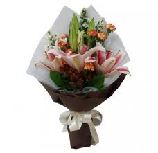 Lily Bouquet Lily Bouquet Flower Bouquet Our Products