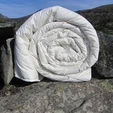 Wool Duvet Weight Organic Wool Duvet