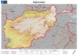 Bagram Air Base Map Isaf Maps