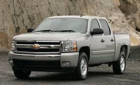lexus truck 2009 2009 chevrolet silverado and gmc sierra hybrid first drive