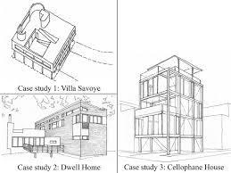 villa savoye floor plan design for mass customization rethinking prefabricated housing