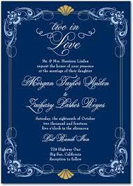 Royal Blue Wedding Invitations Free Royal Blue Wedding Invitation Designs Matik For