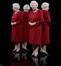 royal photographer u0027s unique multiple portraits of the queen