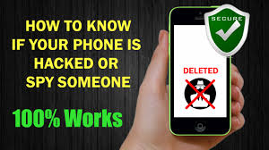 know if my phone is hacked or spy someone in hindi l 100