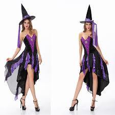 Witch Halloween Costumes Womens Pretty Potion Witch Halloween Costume Fancy Dress
