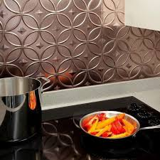 Copper Backsplash Tiles Self Adhesive Kitchen Backsplash Tiles - Adhesive kitchen backsplash