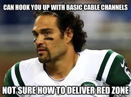 Mark Sanchez Memes - jets qb mark sanchez as the cable guy