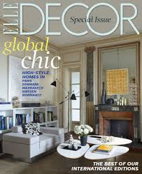 elle decor magazine subscription for 4 50 saving with shellie