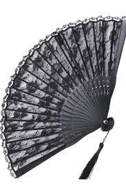 folding fan black palace lace folding fan 커뮤 palace fans
