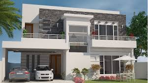 one kanal house plan front elevation pinterest house house