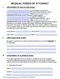 Power Of Attorney For Irs free power of attorney templates in fillable pdf format power of