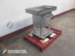 used meat processing equipment machines for sale