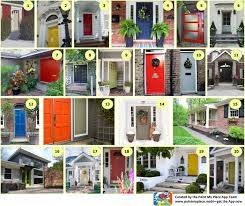 front door paint my place app including wonderful pop color for
