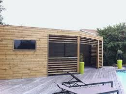 cuisine d été en bois abri de jardin en dur meilleur de cuisine ete bois top cuisine