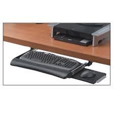 desk with keyboard tray ikea diy keyboard tray diy keyboard tray for ikea besta desk renovate
