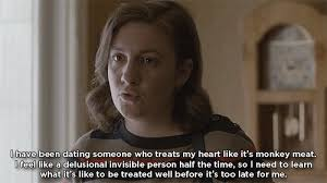 Girls Hbo Memes - the 23 most relatable hannah quotes from girls