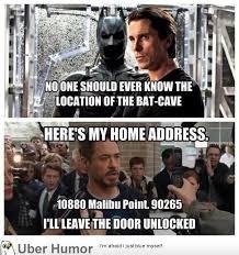 Avengers Meme - funny meme avengers ironman address