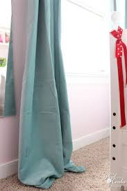 Hemming Tape Curtains How To Hem Curtains In A Snap