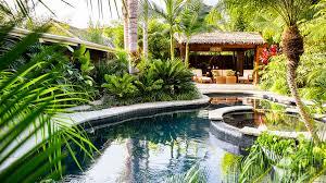 Tropical Landscape Design by Tropical Plants Retreat Sunset Com