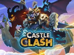 game castle clash mod apk castle clash apk plus mod 1 2 75 android working tools rev
