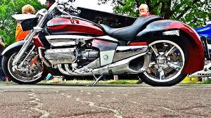 honda motorcycles v6 honda motorcycle honda valkyrie rune 1800 6 cylinder sound
