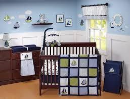 Girls Nautical Bedroom Nautical Bedroom Furniture Decoration With Blue Sea Theme On Bed