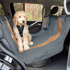 kurgo waterproof wander hammock and car seat cover for dogs