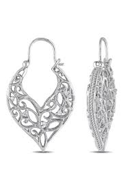 delmar sterling silver round green 76 best filigree earrings images on pinterest filigree earrings