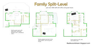 Split Floor Plan House Plan Tri Level House Floor Plans Vdomisad Info Vdomisad Info