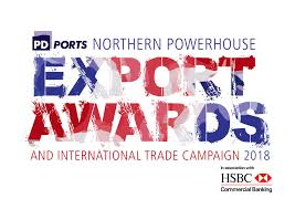 si e social hsbc pd ports northern powerhouse export awards 2018 in association with