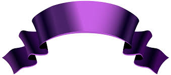purple ribbons purple banner png clipart image gallery yopriceville high