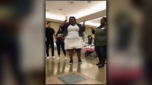 Wildfire Gospel Song by This Impromptu Gospel Performance For Evacuees At A Texas Shelter