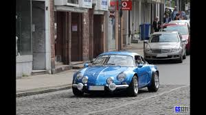 renault alpine a310 rally renault alpine a110