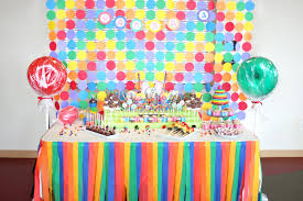 candyland party supplies the everyday posh candy land birthday party