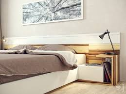 bed design with side table astonishing white modern bed design plus impressive wooden small